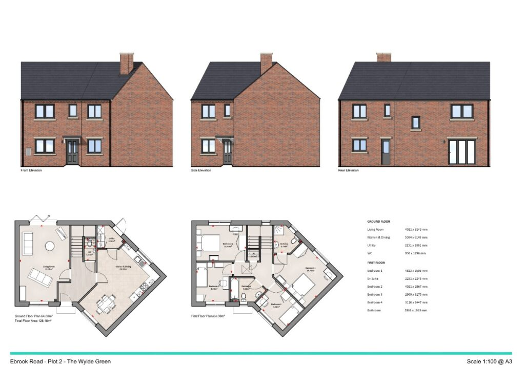 The Wylde Green Property Plan